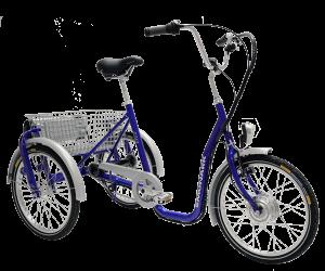 El trehjuling